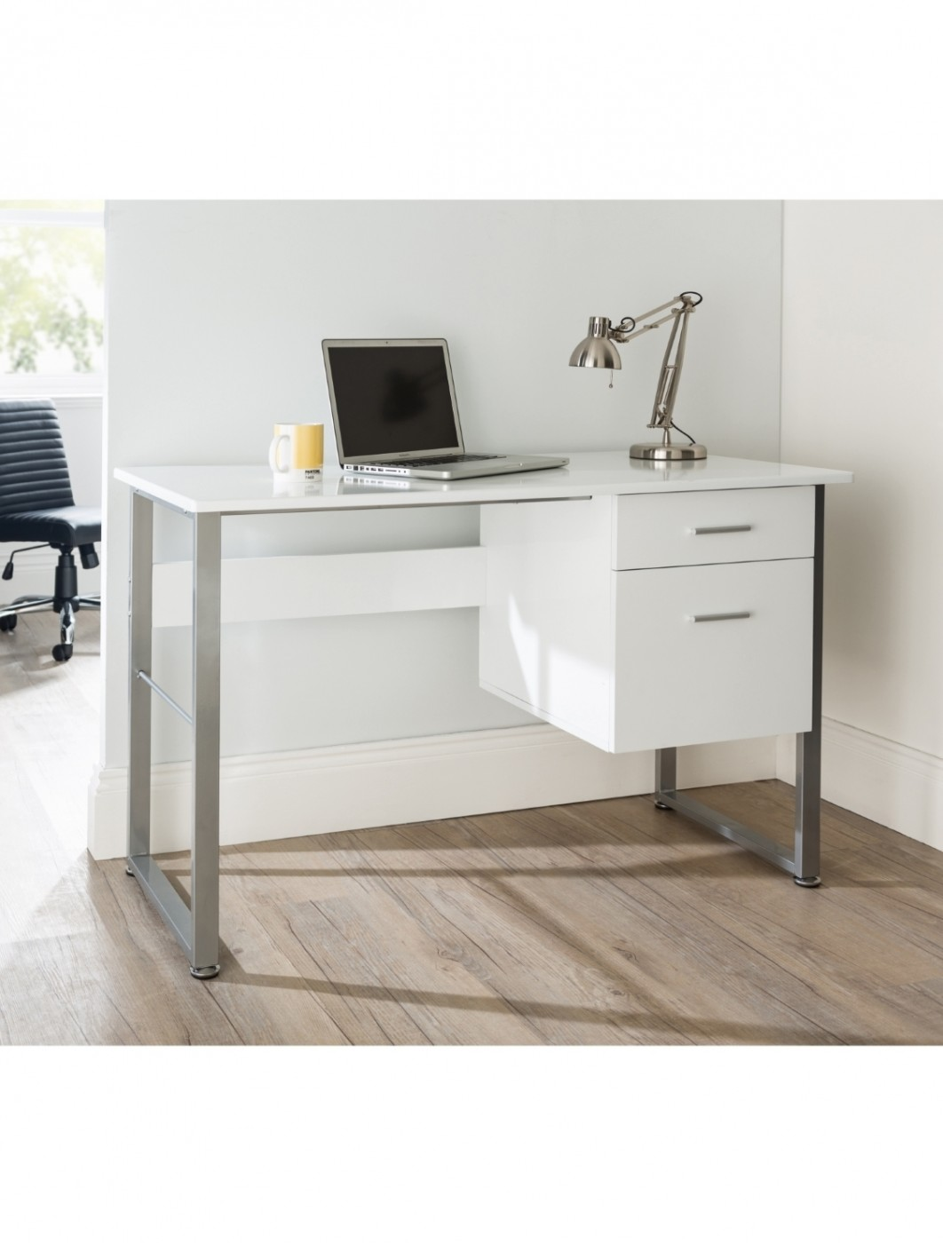 Office Desks Cabrini Office Desk Aw22226 Wh 121 Office Furniture