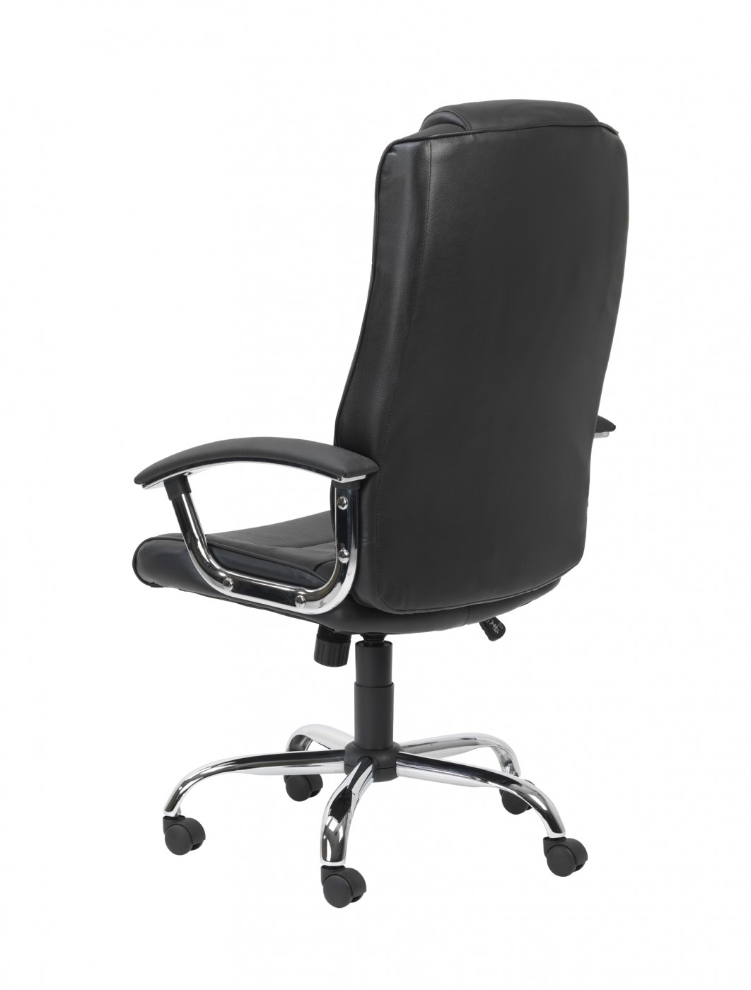 Executive Chair AOC4201A-L | 121 Office Furniture Black Office Chair Back View
