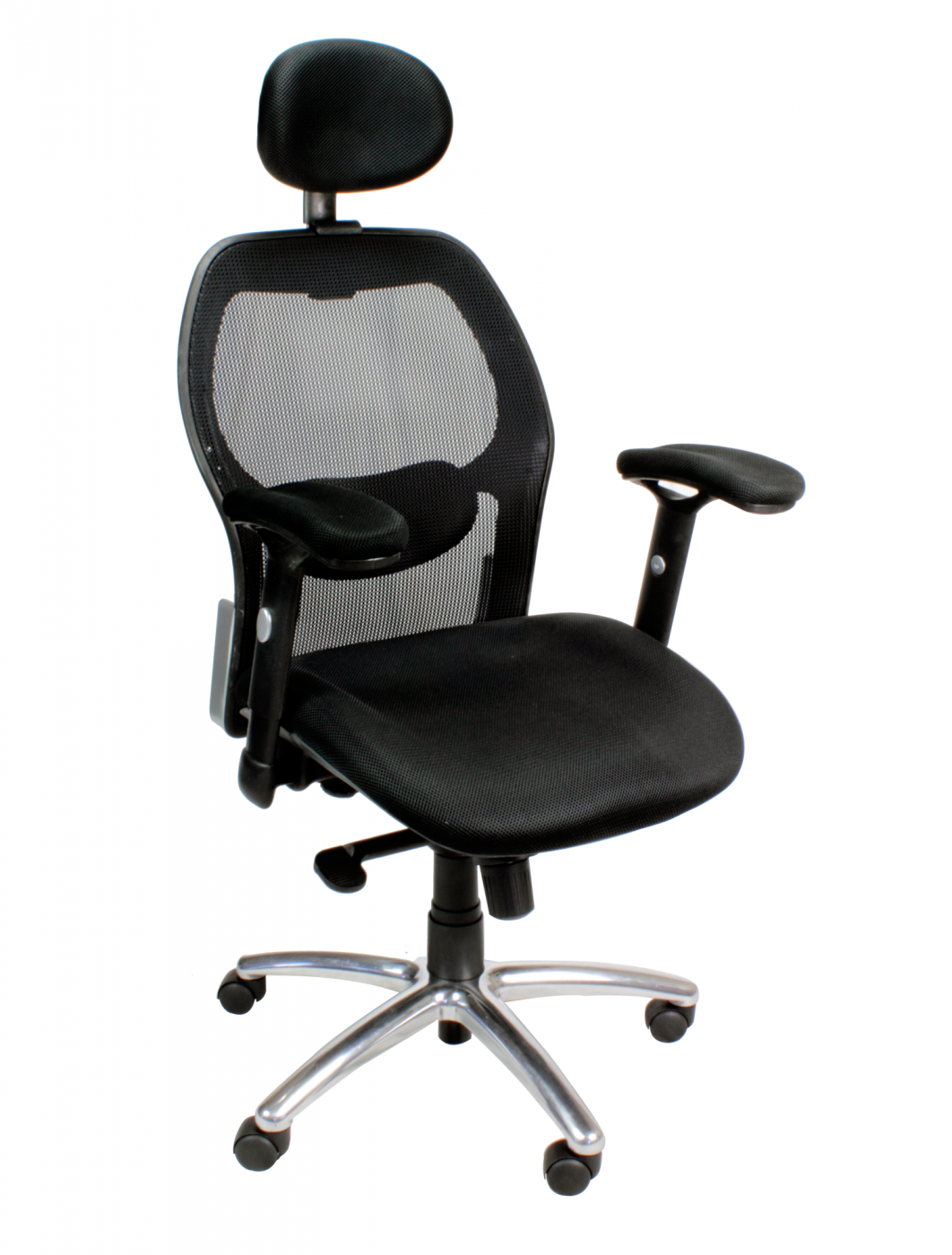 Hermes Operator Armchair Bcm F103 Bk 121 Office Furniture