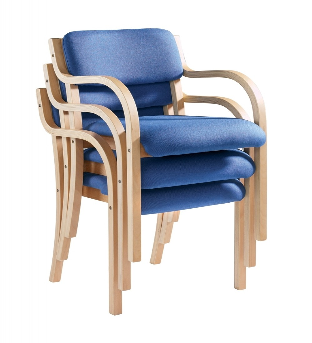 Stacking Chairs Prague Wood Frame Chairs Pra50001 121
